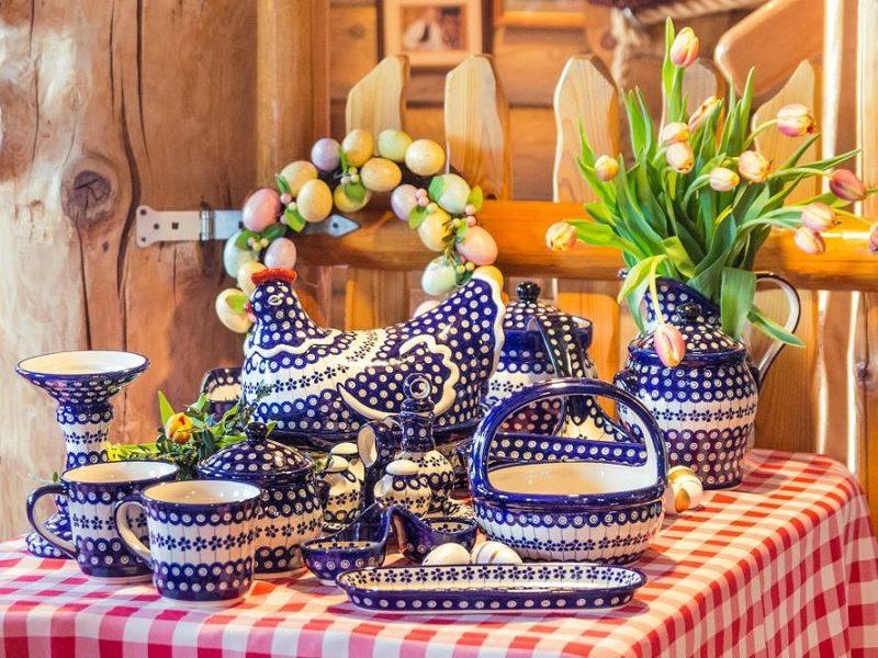 ポタリー&ハニー|ボレスワヴィエツ|ポーランド陶器
